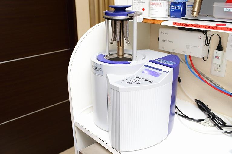 ハンドピース専用滅菌器