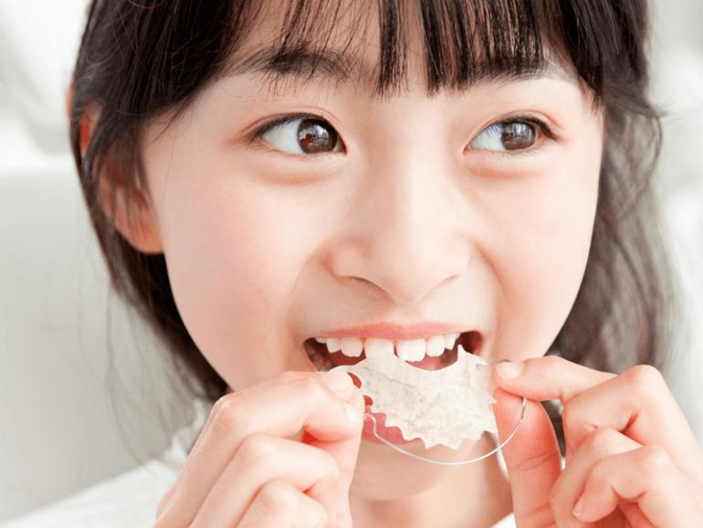 混合歯列期